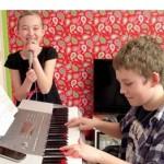 Gia sư piano organ cho học sinh tiểu học