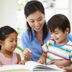 Gia sư tiếng Trung cho cấp Tiểu học