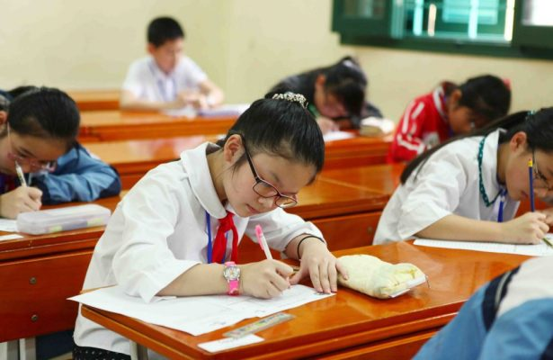 Dịch vụ gia sư dạy kèm lớp 4 tại nhà